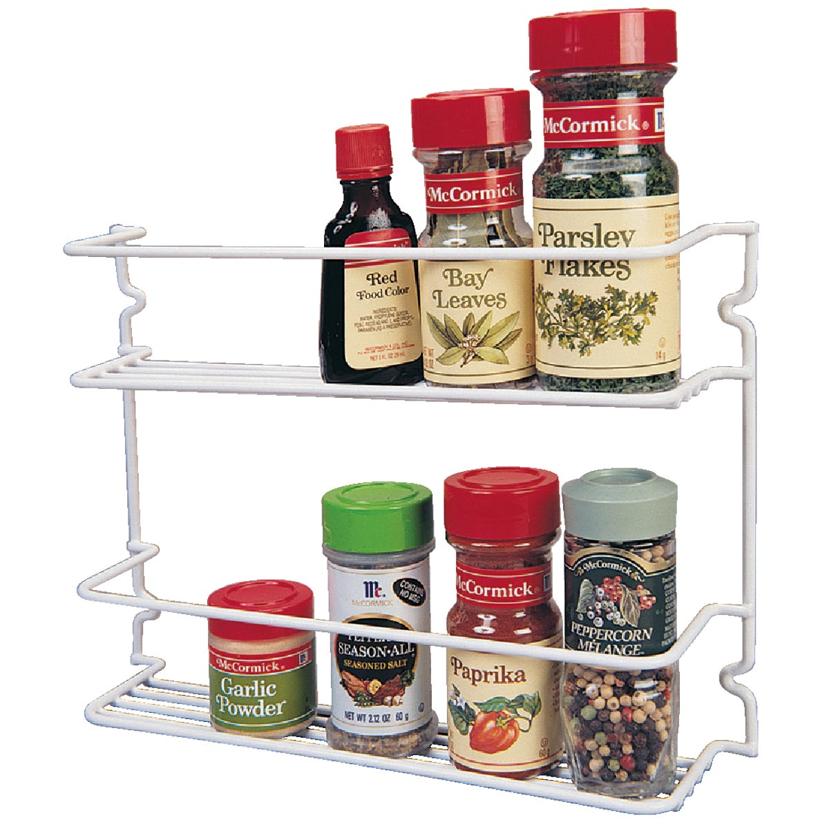 WIRE SPICE RACK - 40504 by Panacea    Grayline