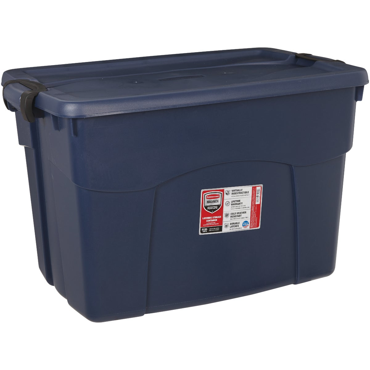 35GAL RYL BL TOTE - FG216200DIM by Rubbermaid Home