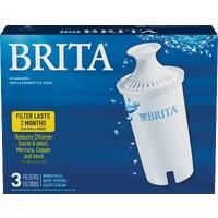 Brita Div of Clorox 3PK REPLACEMENT FILTER 35503