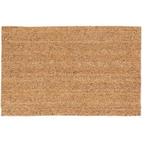 USCOA Intl NATURAL TAN DOORMAT 31562