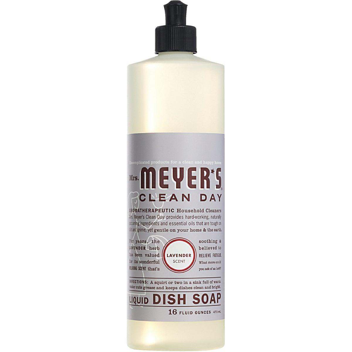 Mrs Meyers Clean Day 16OZ LAV LIQ DISH SOAP 11103