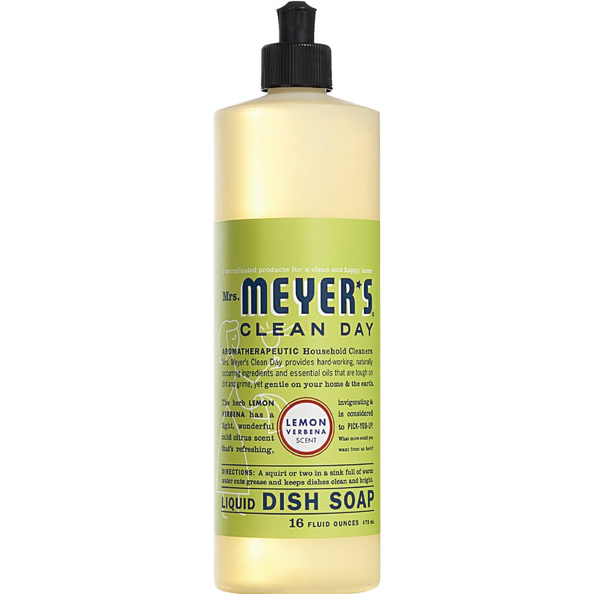 Mrs Meyers Clean Day LEMON LIQ DISH SOAP 12103