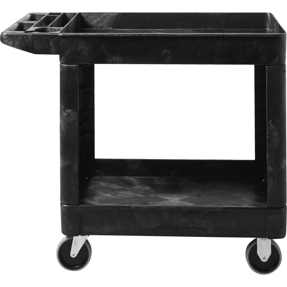 BLACK UTILITY CART - FG450500BLA by Rubbermaid Comm Prod