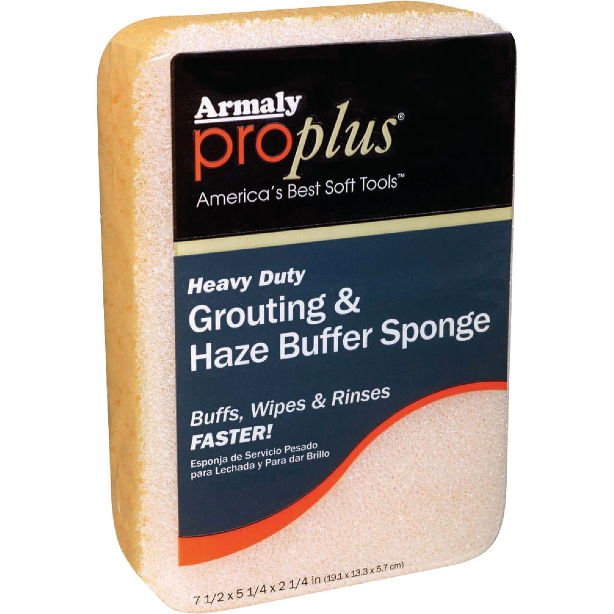 GROUT&HAZE BUFFER SPONGE - 00606-4 by Armaly Brands