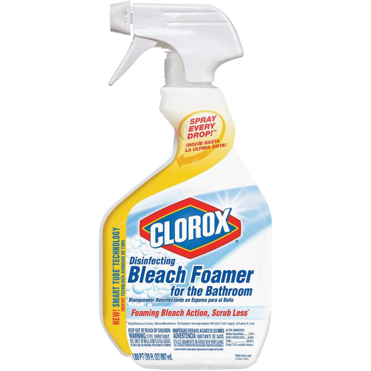 30OZ BATH BLEACH FOAMER - 30614 by Clorox/home Cleaning