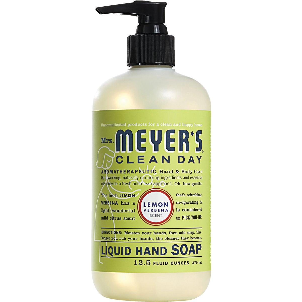 LEMON LIQUID HAND SOAP