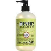 Mrs Meyers Clean Day LEMON LIQUID HAND SOAP 12104