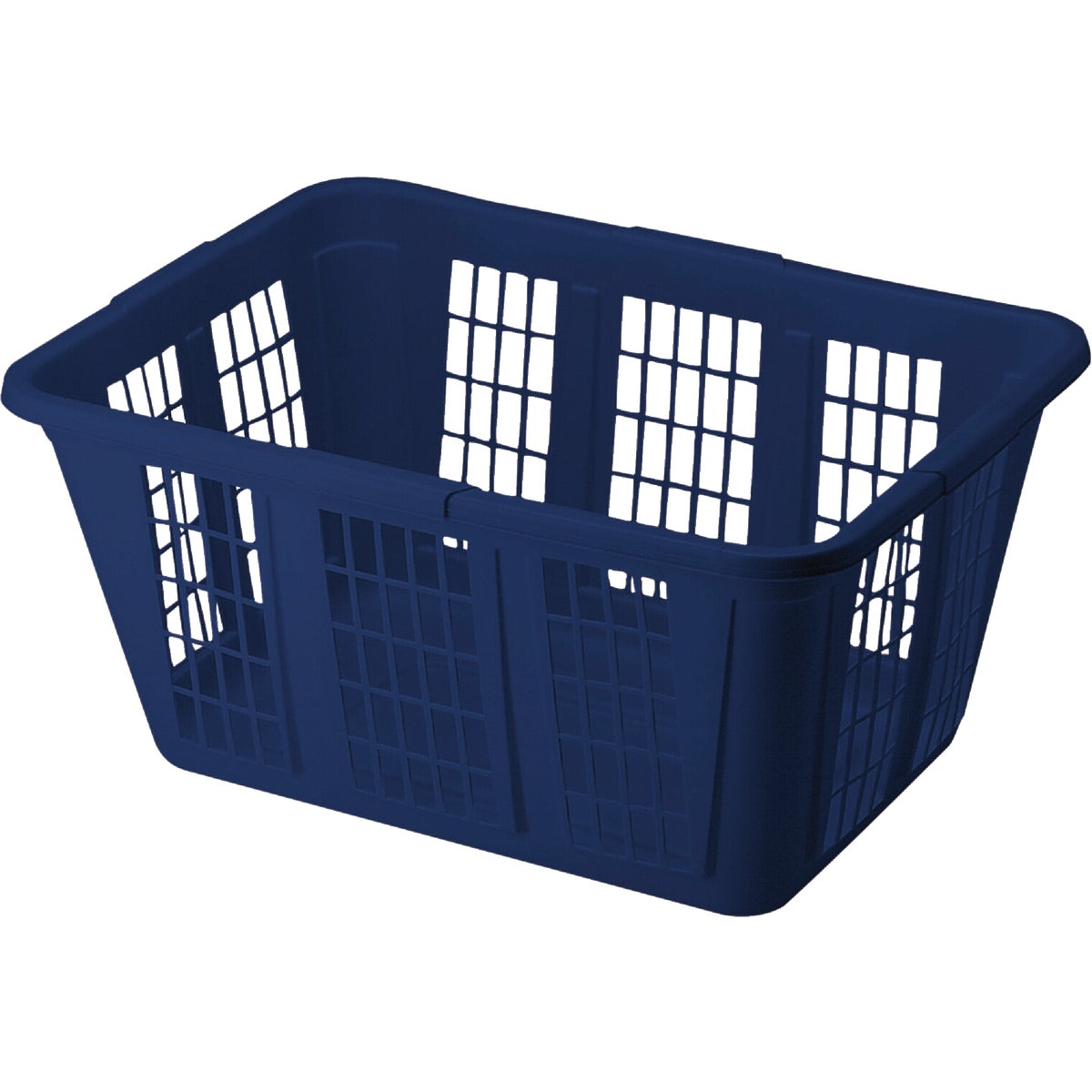 BLUE LAUNDRY BASKET - FG296585ROYBL by Rubbermaid Home