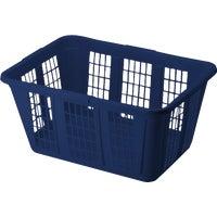 Rubbermaid BLUE LAUNDRY BASKET FG296585ROYBL