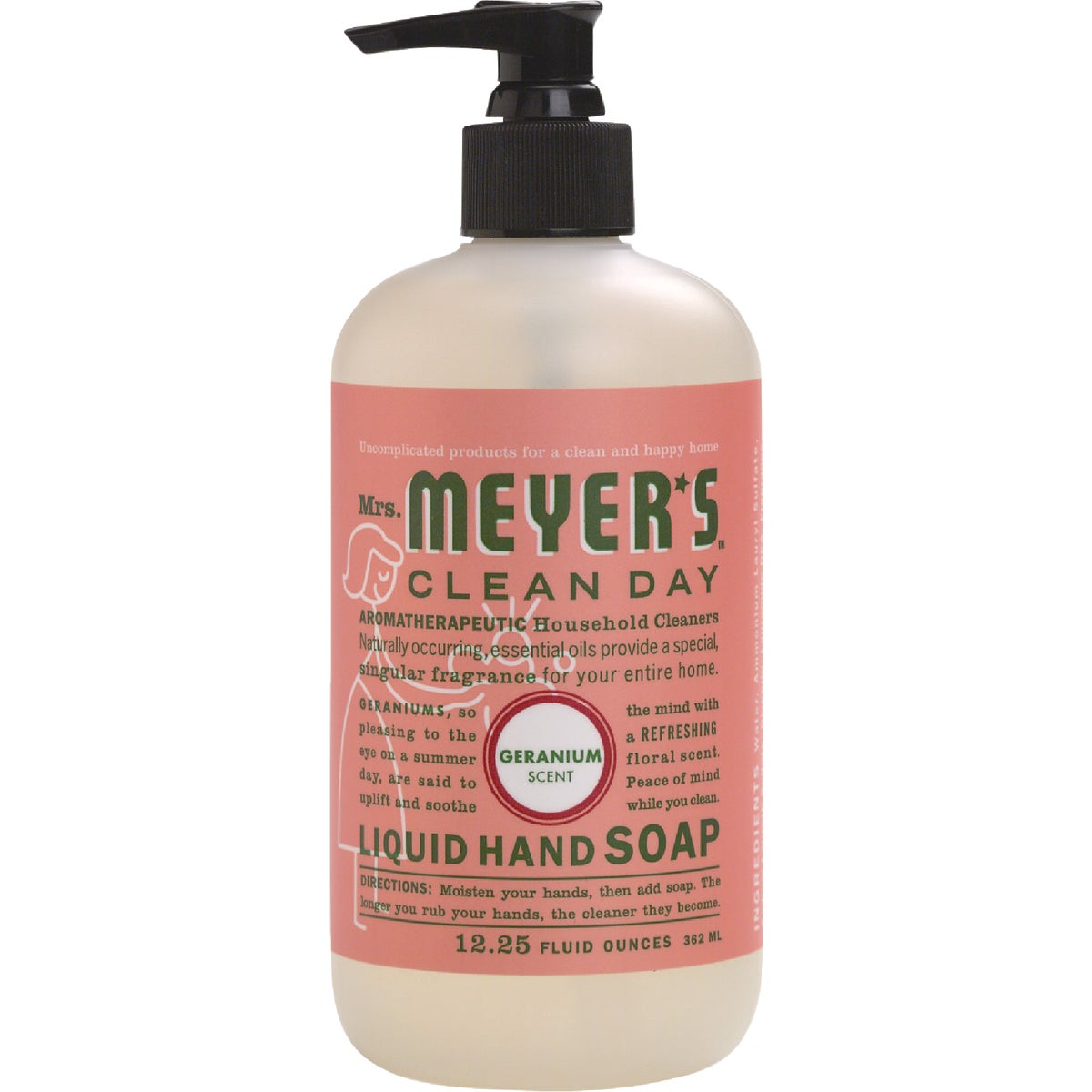 FLORAL LIQUID HAND SOAP - 13104 by Mrs Meyers Clean Day