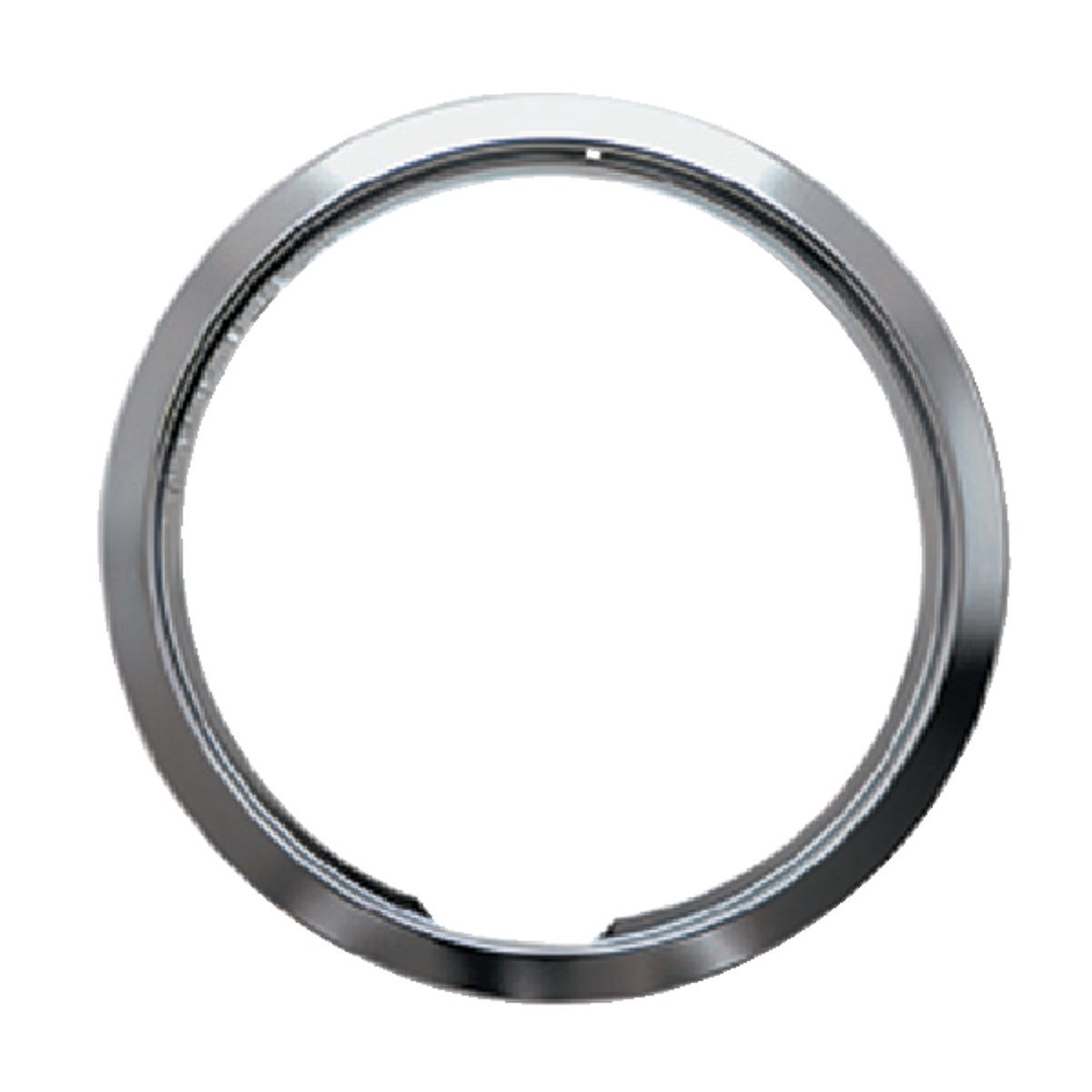 "6"" CHROME TRIM RING - R6-U by Range Kleen Mfg Inc"