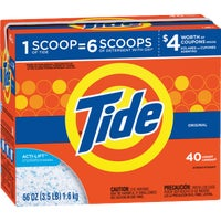 Tide Powder Laundry Detergent, 84981