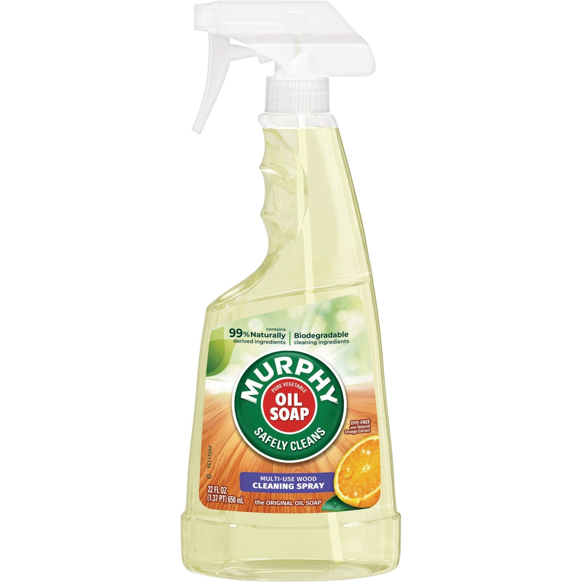 22OZ WOOD CLEANER