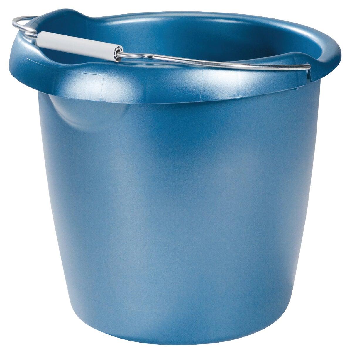 15Qt Blue Bucket