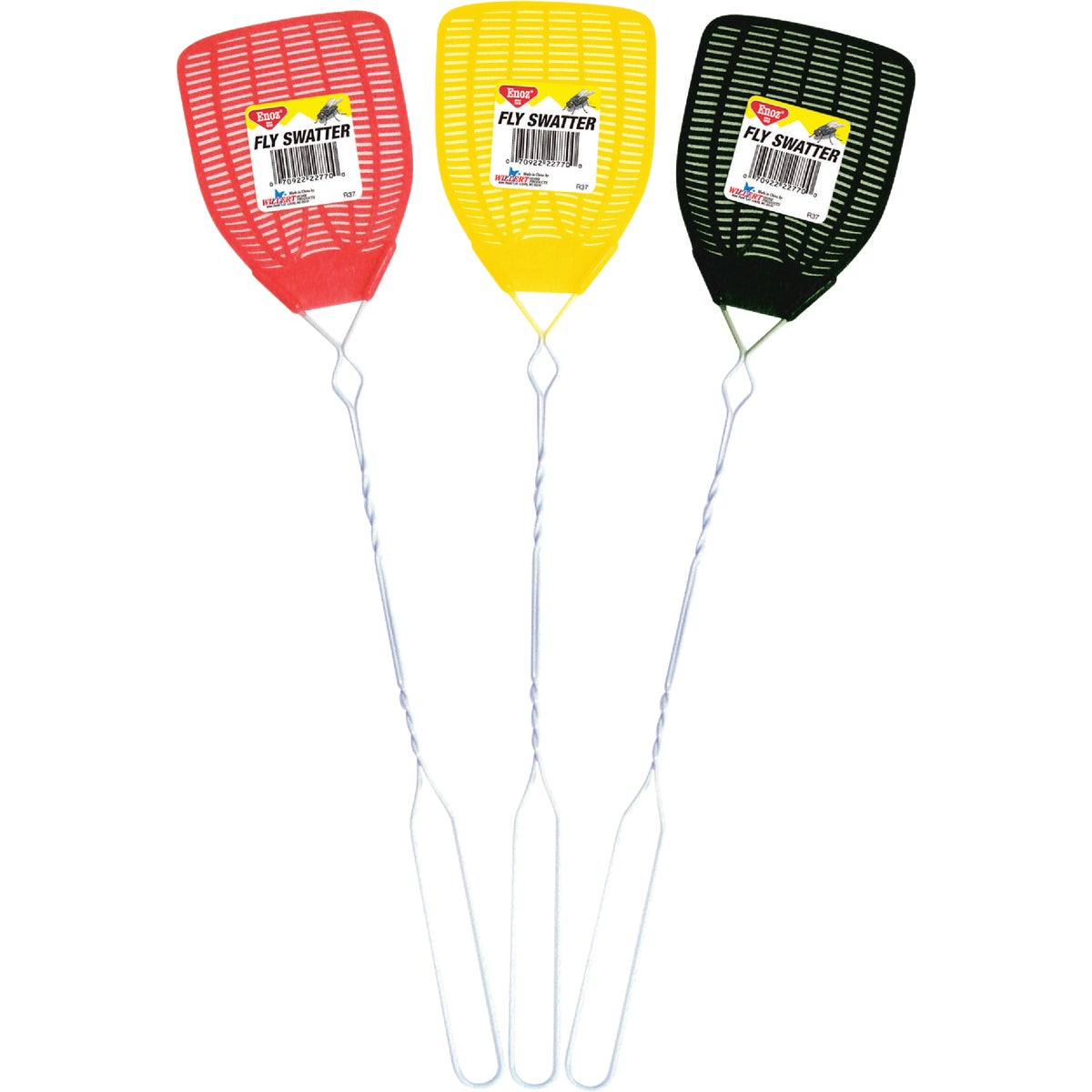 PLASTIC FLY SWATTER - R37.24 by Willert Home Prod