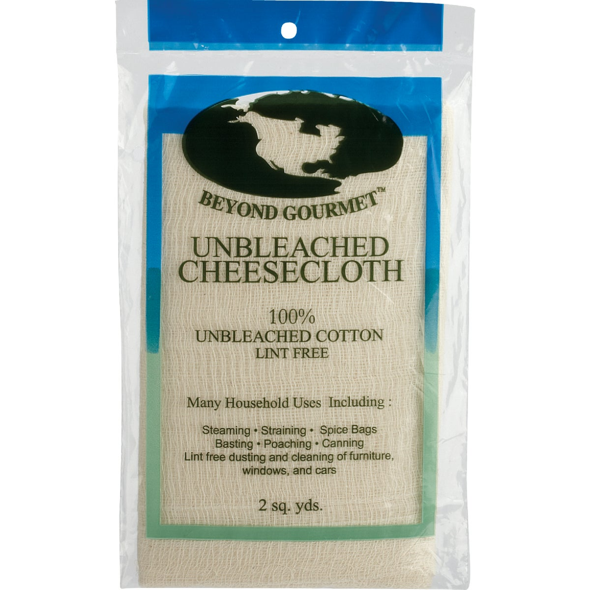 2 SQ YD CHEESECLOTH - 044 by Harold Import