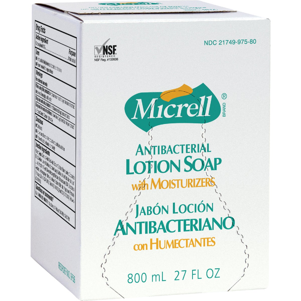 ANTIBACTRIAL SOAP REFILL