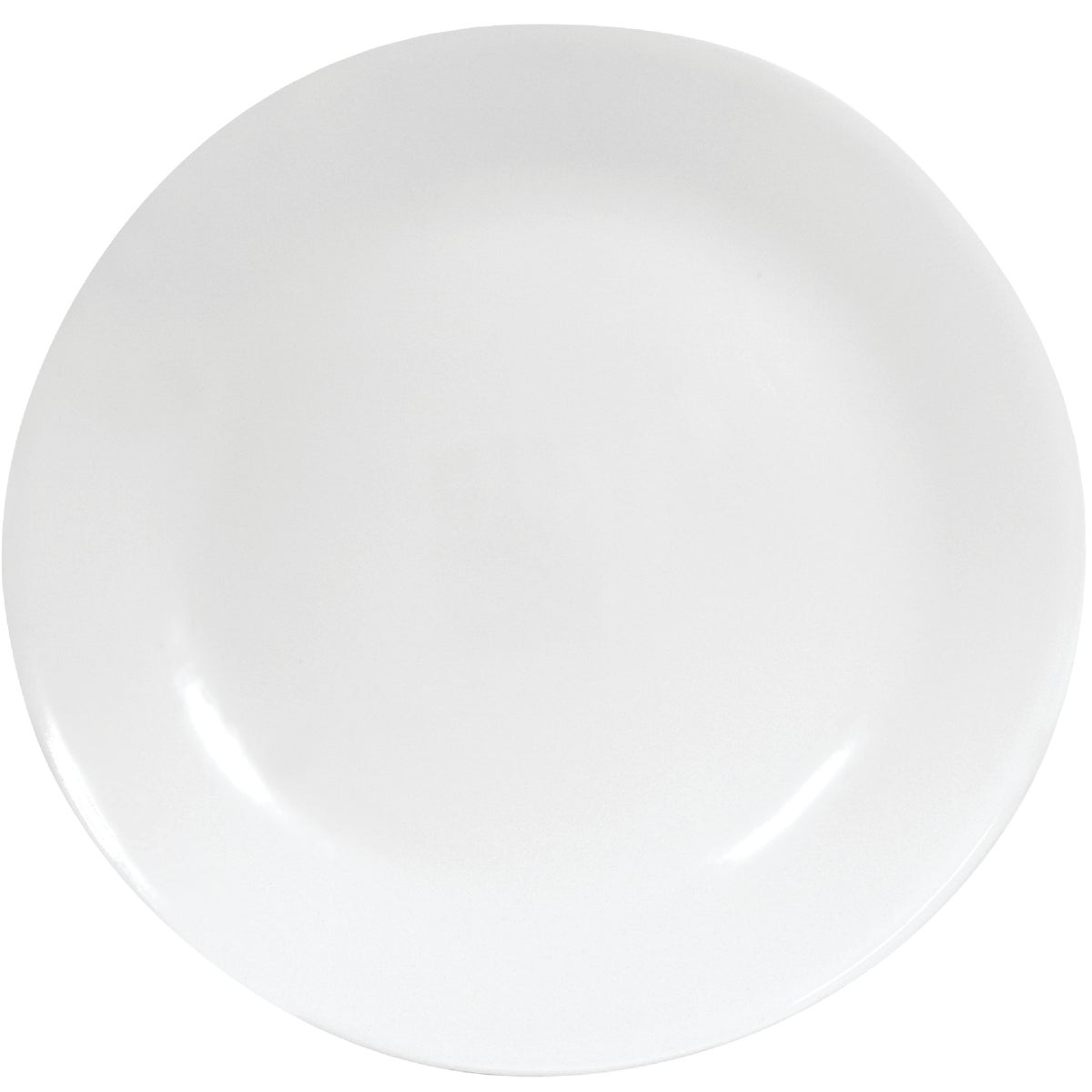 LARGE WHITE DINNER PLATE - 6003893 by World Kitchen