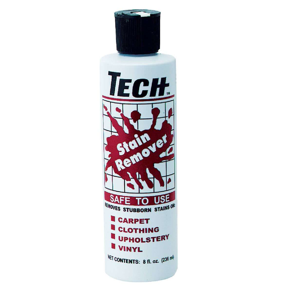8OZ STAIN REMOVER - 30008.12 by Tech Enterprises Inc
