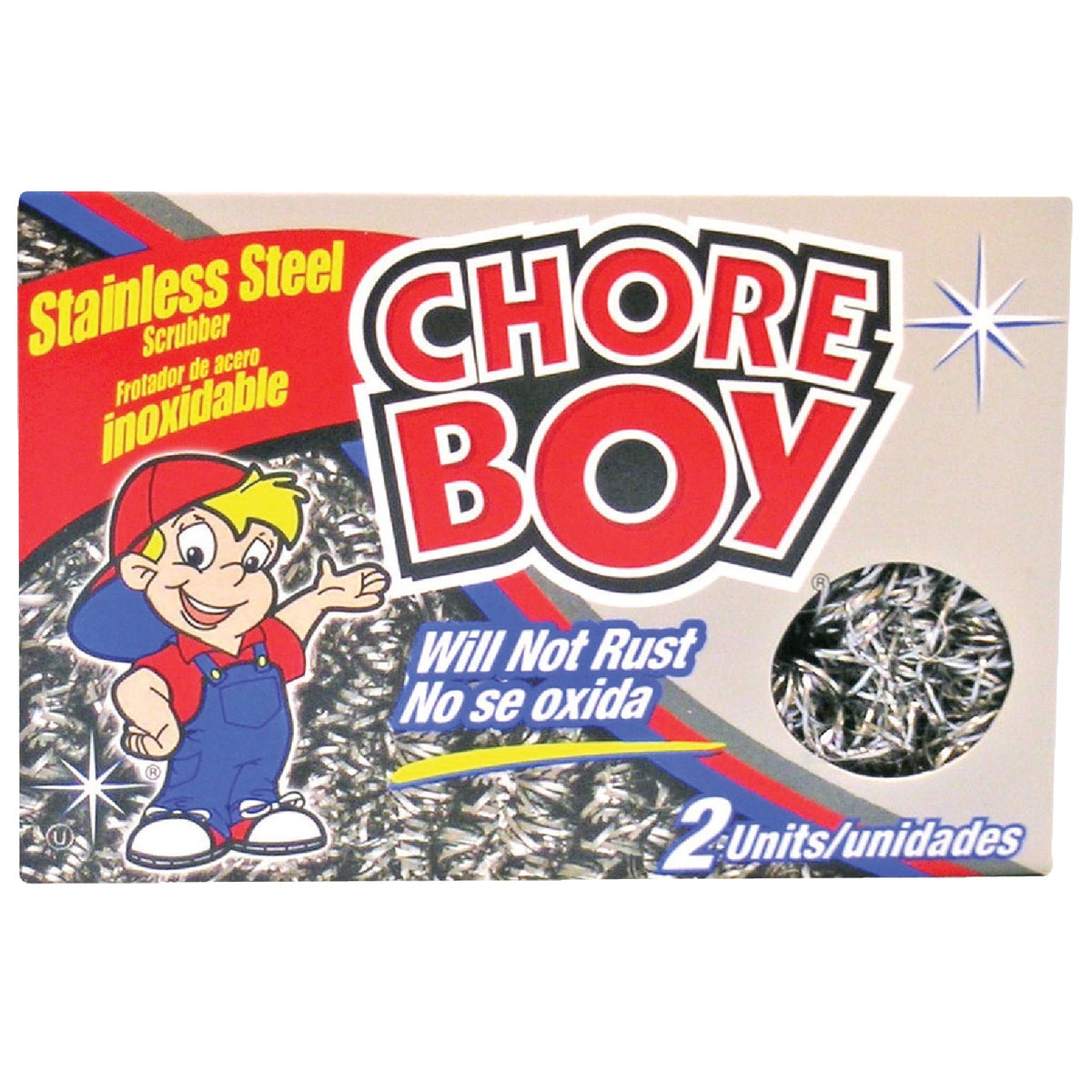 Spic & Span SS CHORE BOY 218