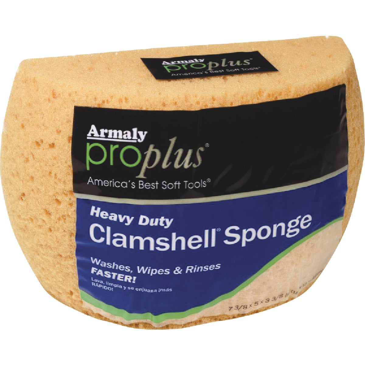 CLAMSHELL SPONGE - 00008 by Armaly Brands
