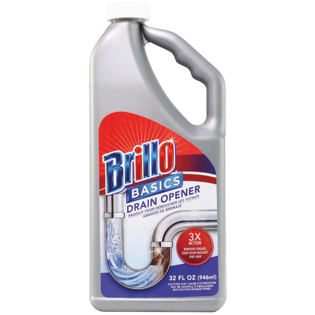 25OZ DRAIN CLEANER