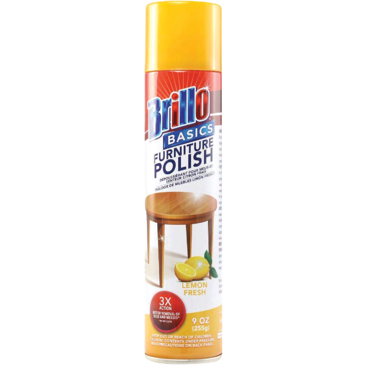 ORANGE FURNITURE POLISH - 90831 by Personal Care Prod