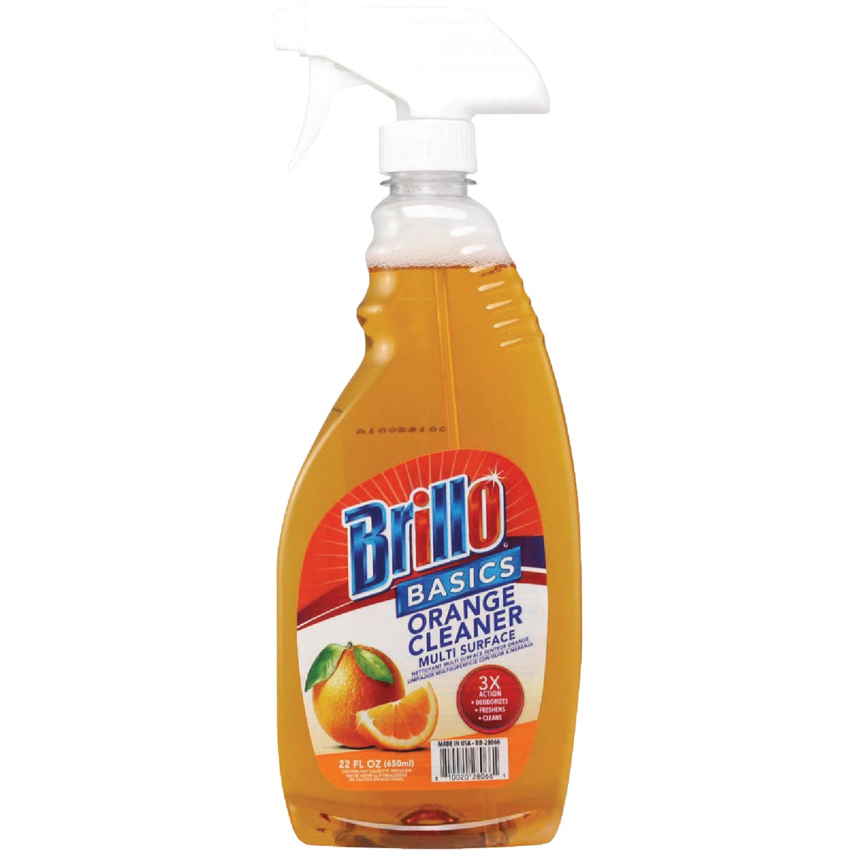 ORANGE SOLUTION CLEANER