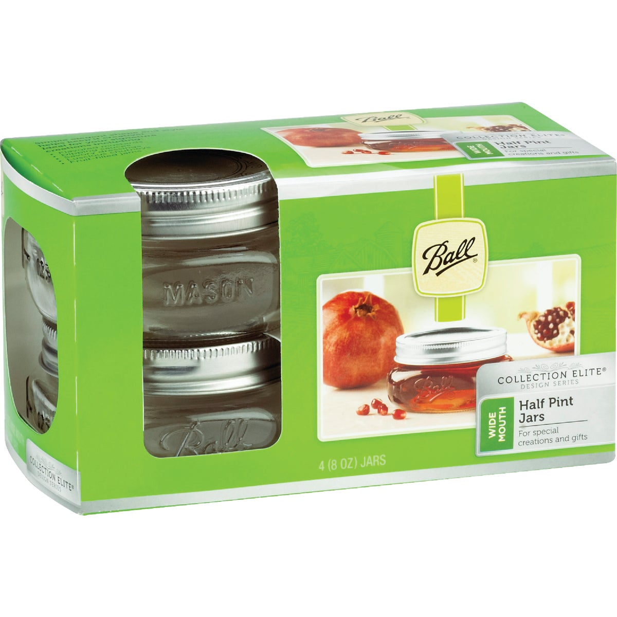 Jarden Home Brands 4 1/2PT W/M JAR 1440061162