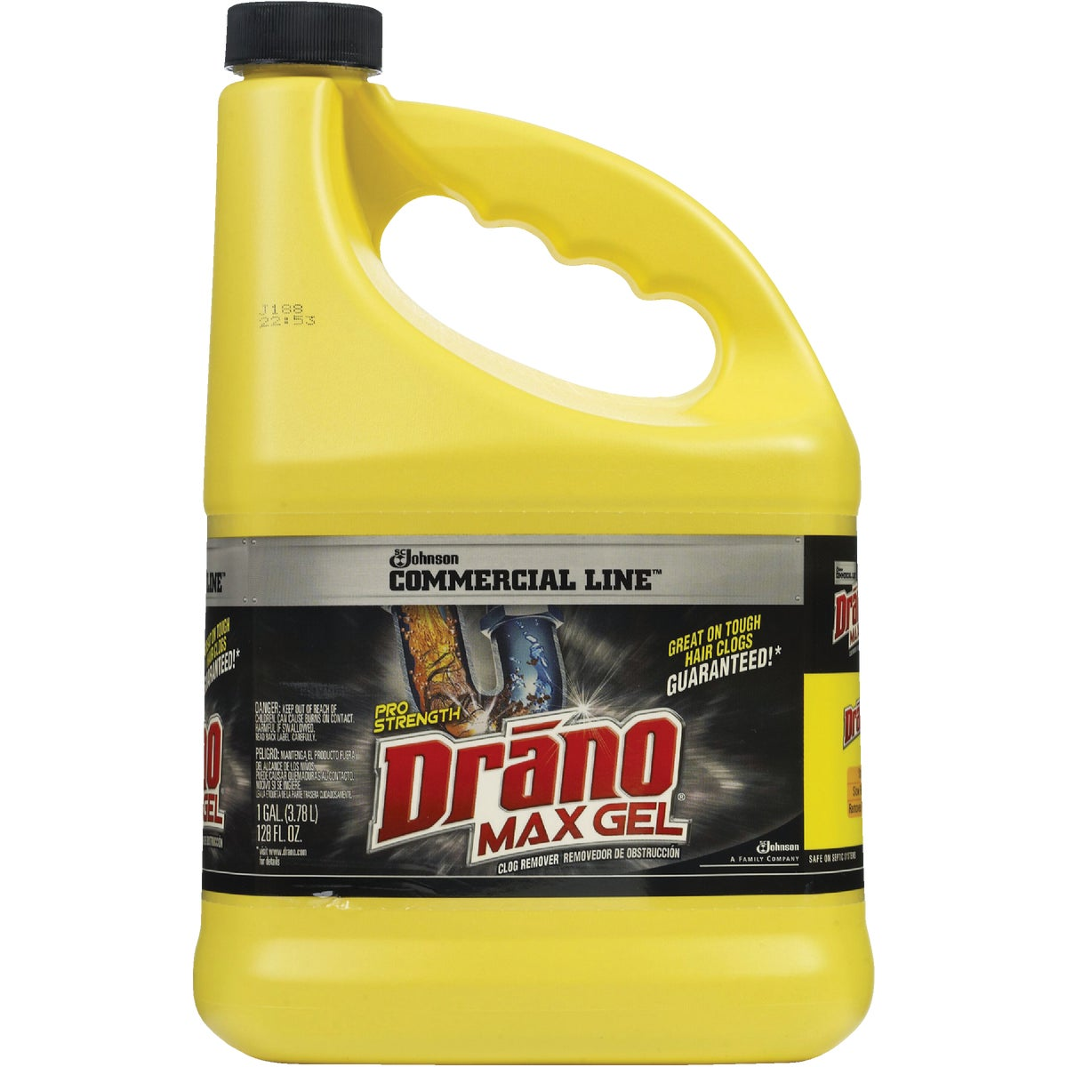 DRANO MAX CLOG REMOVER - 10109 by Sc Johnson