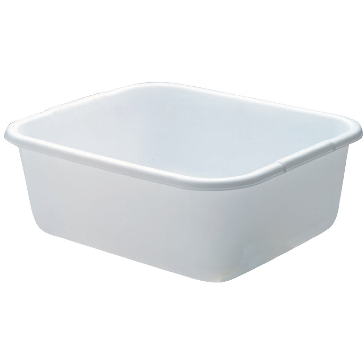 WHITE DISHPAN - 2951-AR-WHT by Rubbermaid Home