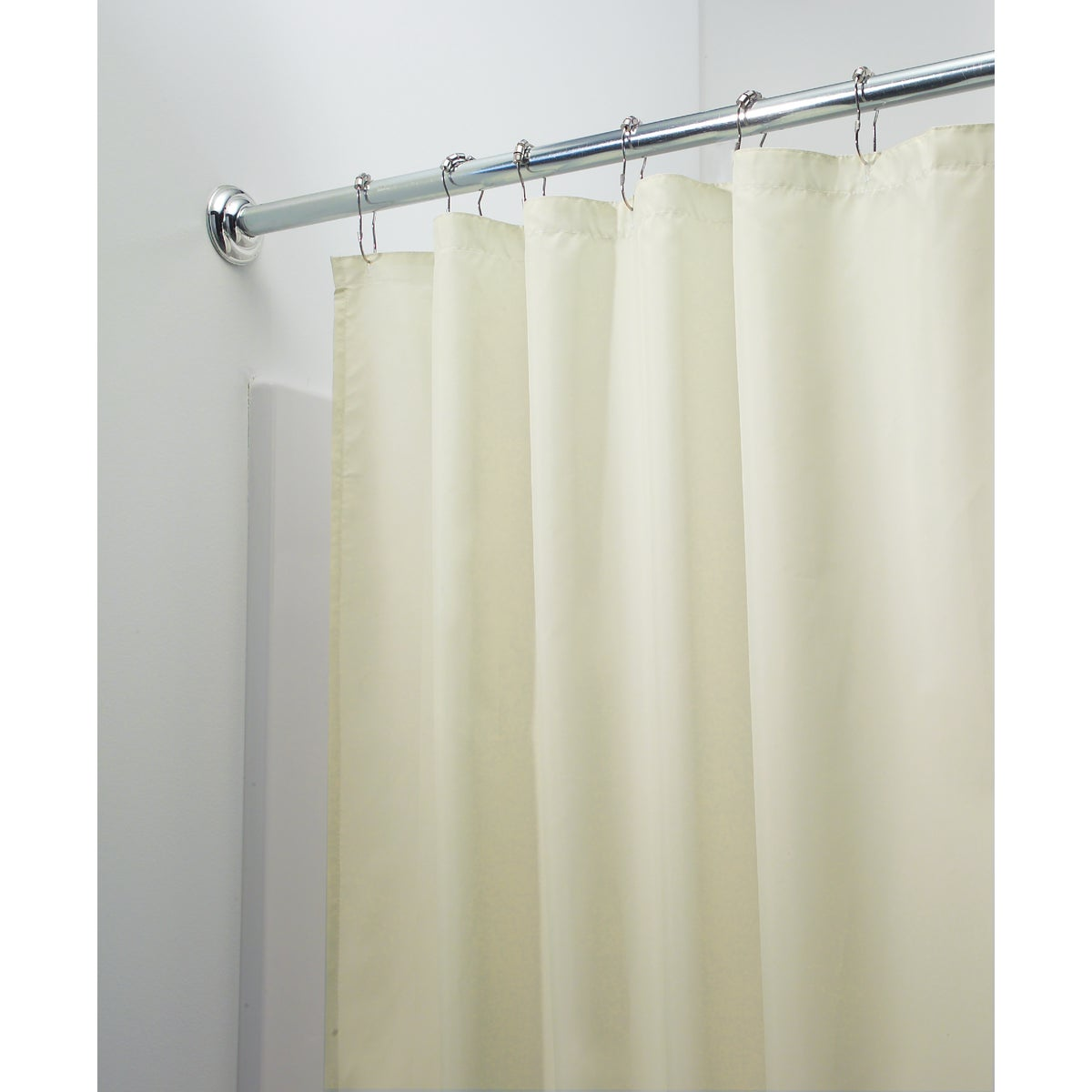 SND POLY SHOWER CURTAIN