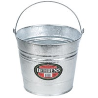 Behrens Galvanized Hot-Dipped Steel Pail, 1208