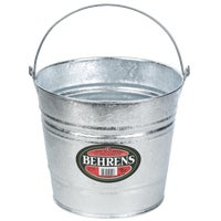 Behrens Galvanized Hot-Dipped Steel Pail, 1210