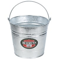 Behrens Galvanized Hot-Dipped Steel Pail, 1212
