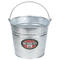 Behrens Galvanized Hot-Dipped Steel Pail, 1214