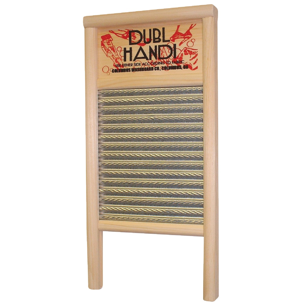 "8-1/2"" WASHBOARD - 2133 by Columbus Washboard"