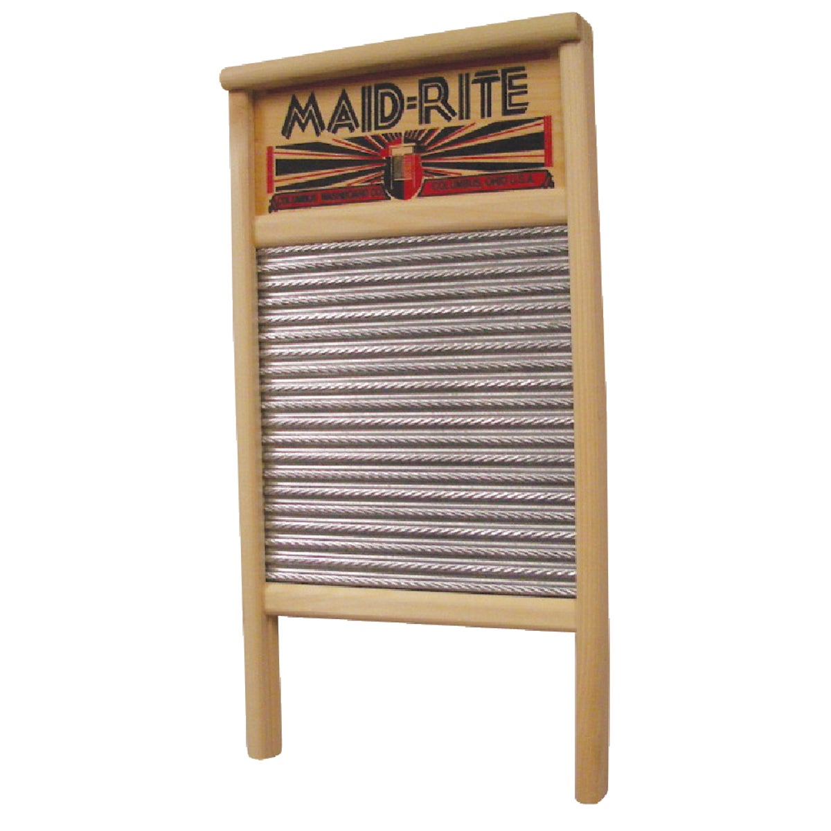 "12-1/2"" WASHBOARD - 2072 by Columbus Washboard"