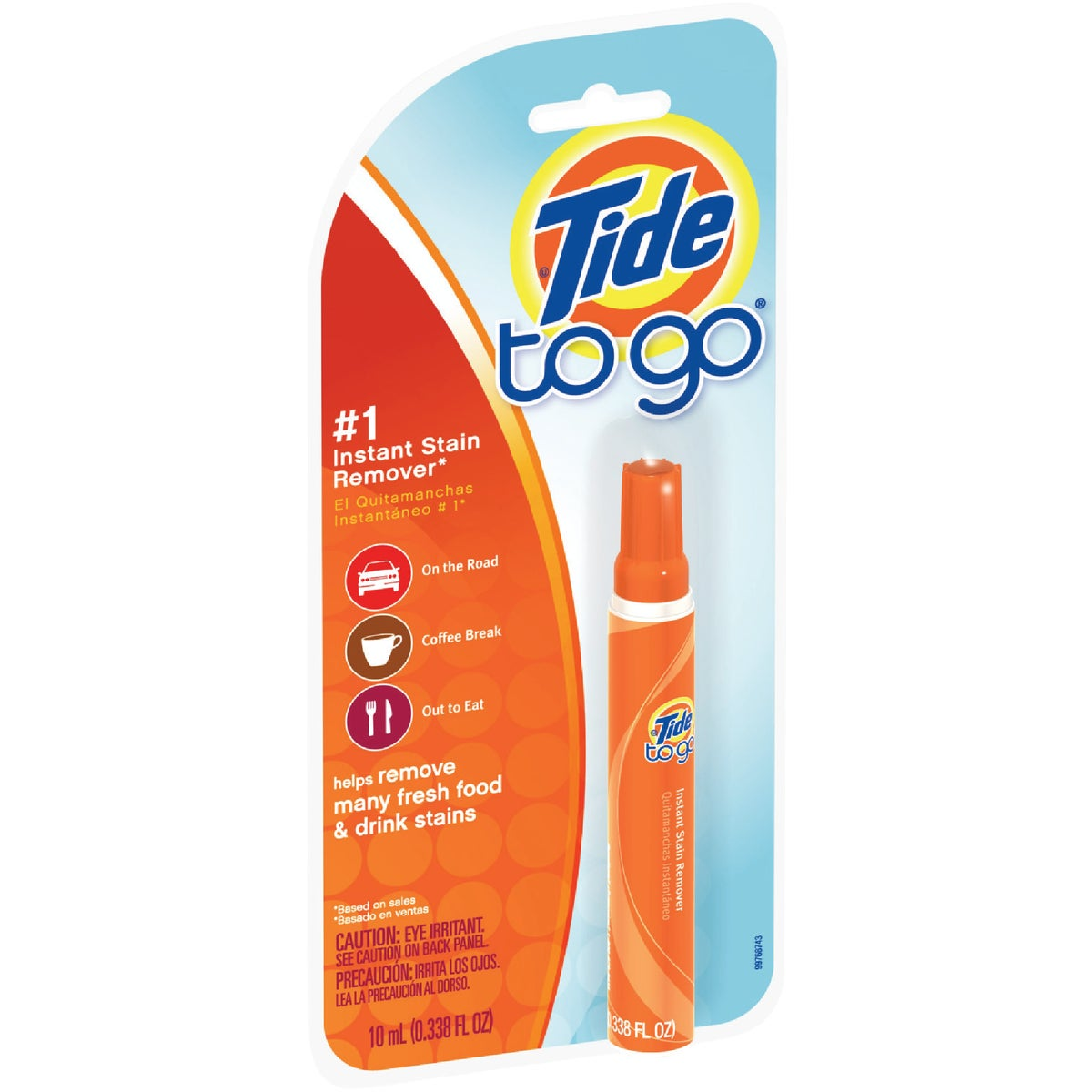 TIDE2GO STAIN REMOVR PEN - 01870 by Procter & Gamble