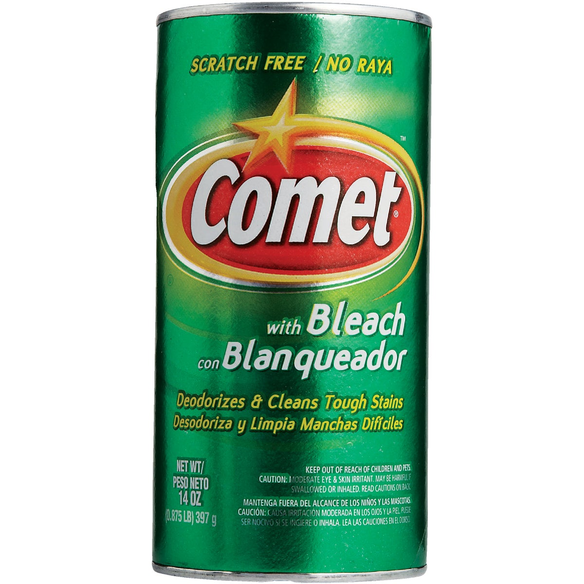 14Oz Comet Pwdr Cleaner