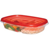 Rubbermaid 3PC DIVIDED CONTAINERS FG7F57RE-TCHIL