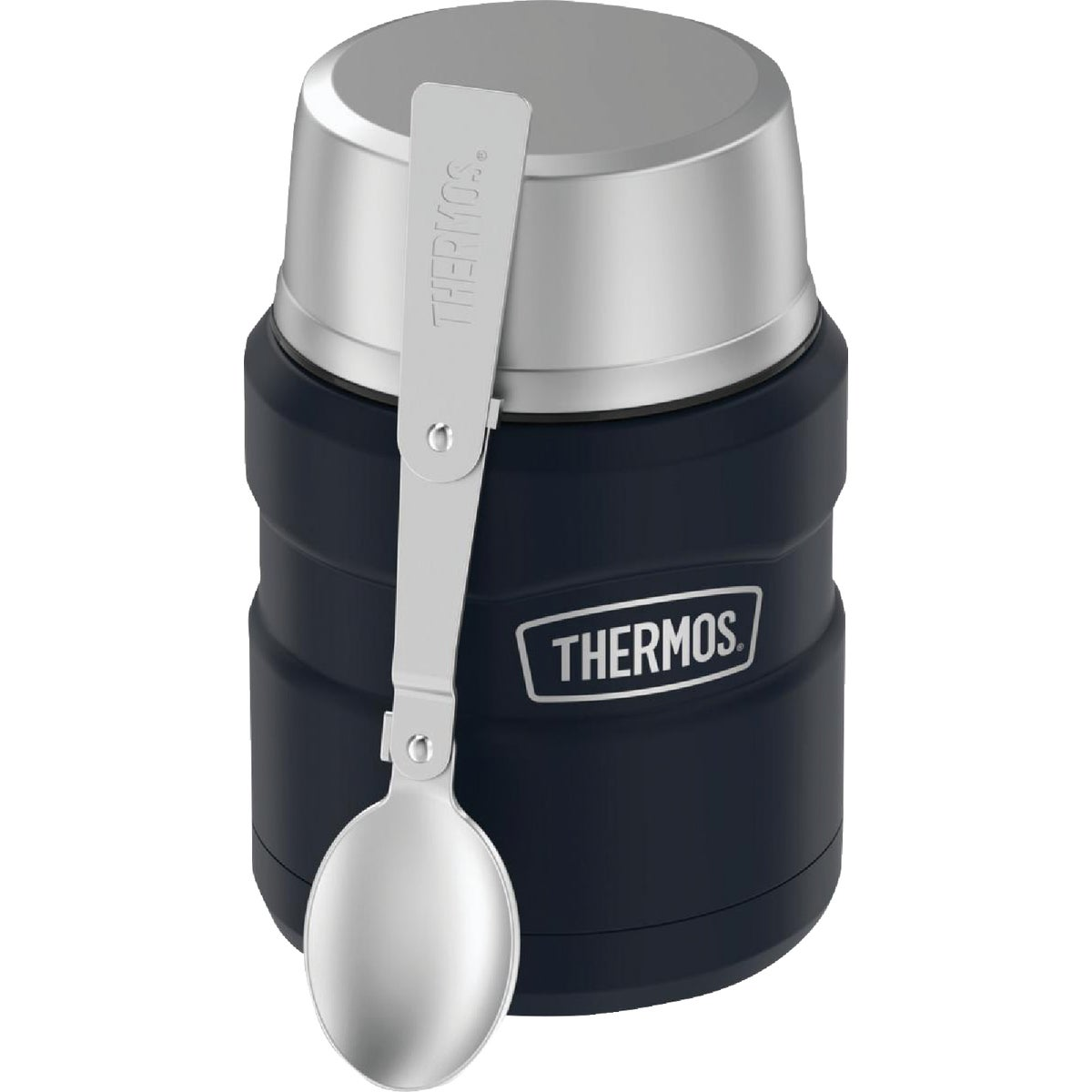 16OZ FOOD BOTTLE W/SPOON - SK3000MBTRI4 by Thermos Co