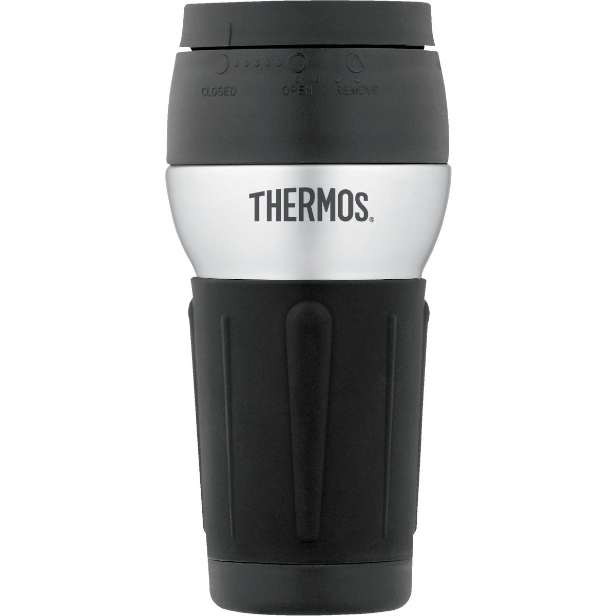 16OZ SS TRAVEL MUG - CSS1010TRI6 by Thermos Co