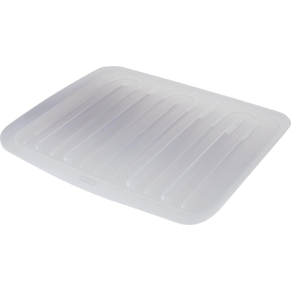 LARGE CLEAR DRAINER TRAY - 1182MACLR by Rubbermaid Home