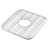 Rubbermaid CLEAR TWIN SINK MAT 1295-06-CLR
