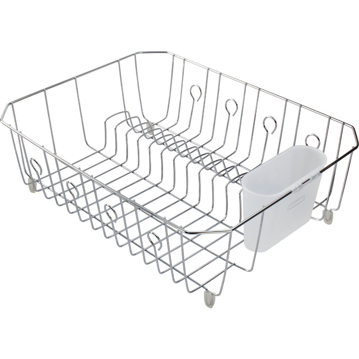 CHROME DISH DRAINER - 6032-AM-CHROM by Rubbermaid Home