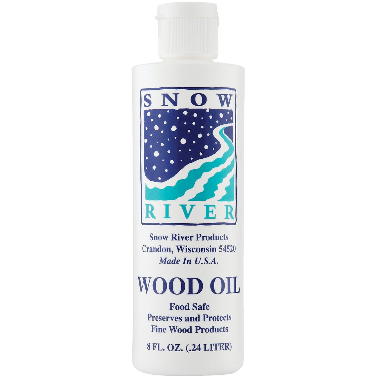 8OZ WOOD CONDITIONER - 7V03389 by Snow River Products
