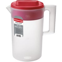 Rubbermaid 1GAL RED LID PITCHER 1777155