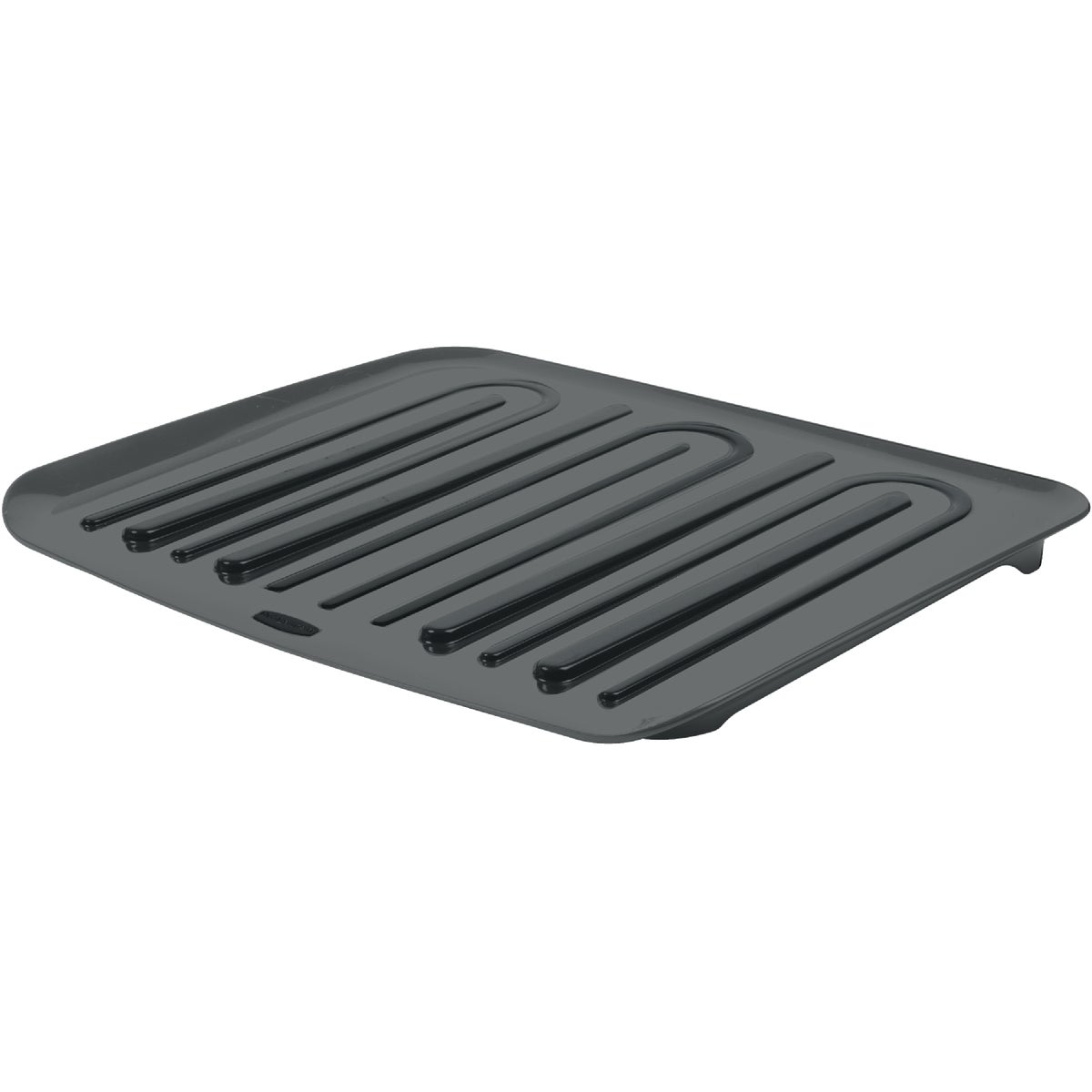 LARGE BLACK DRAINER TRAY