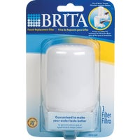 Brita Div of Clorox 1PK PREPLACEMENT FILTER 42401